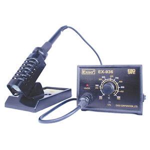 Soldering-Station-Iron-Kit-Set-Analog-Exso-EX-936-ESD-Made-in-Korea