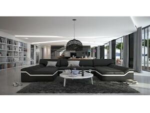 wohnlandschaft barari schwarz innocent sofa wohnen lounge