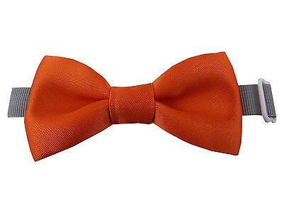 Modische Kinder Jungen Fliege Boy Bow Tie Orange Kaufe Jetzt