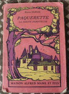 Paquerette-la-petite-dompteuse-Etienne-Jolicler-1928