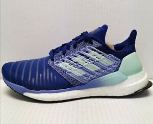 Details about Adidas Solar Boost Running Shoes BlueMint Green (BB6602) Women's Size 6