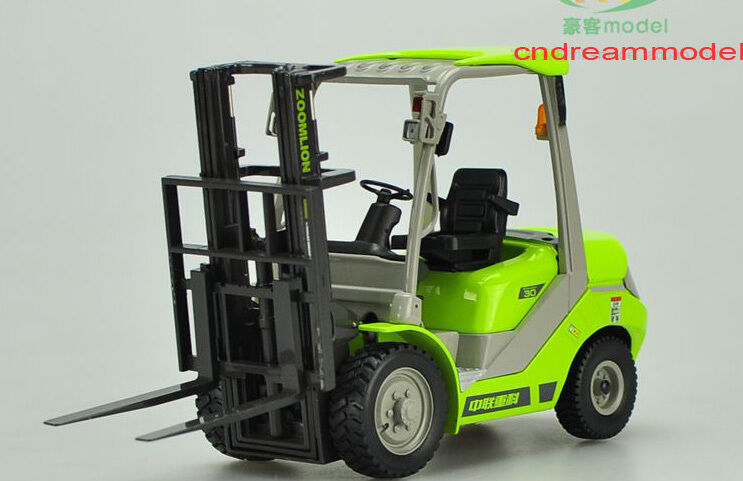 1 20 Zoomlion New New New Forklift Die Cast Model c41cce