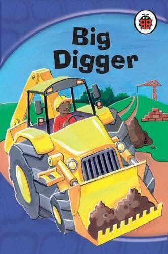 1 of 1 - Big Digger, Harker, Jillian, New Book