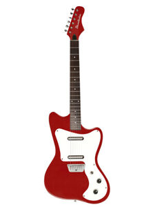 Danelectro-67-Dano-new-full-warranty-2018-RED-Bundle-w-free-freight-and-more