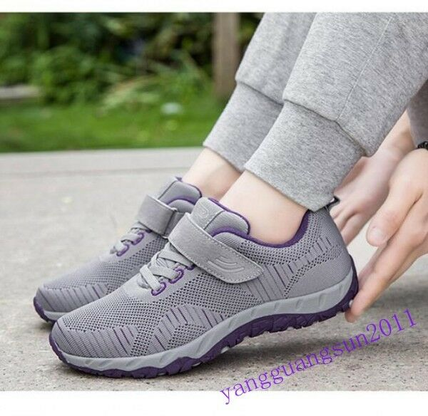 Korea Sport Womens shoes Low Top Casual Running Gym Hot Sale Leisure Lady New Sz