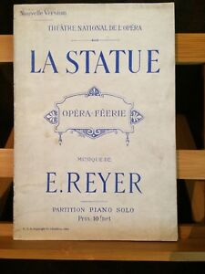 Ernest-Reyer-La-Statue-opera-partition-chant-piano-brochee-Choudens