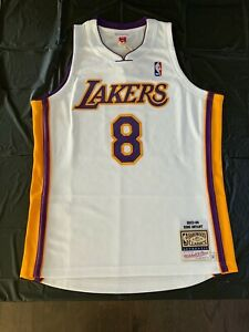 Details about Mitchell Ness Kobe Bryant Lakers 03-04 Alternate Jersey LARGE 81 POINTS RARE NWT