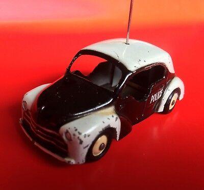 Dolce Cij 1/43 - Renault 4cv Police Pie