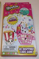 Shopkins Go Shopping Card Game With Exclusive Figure - Stapler - Pressman