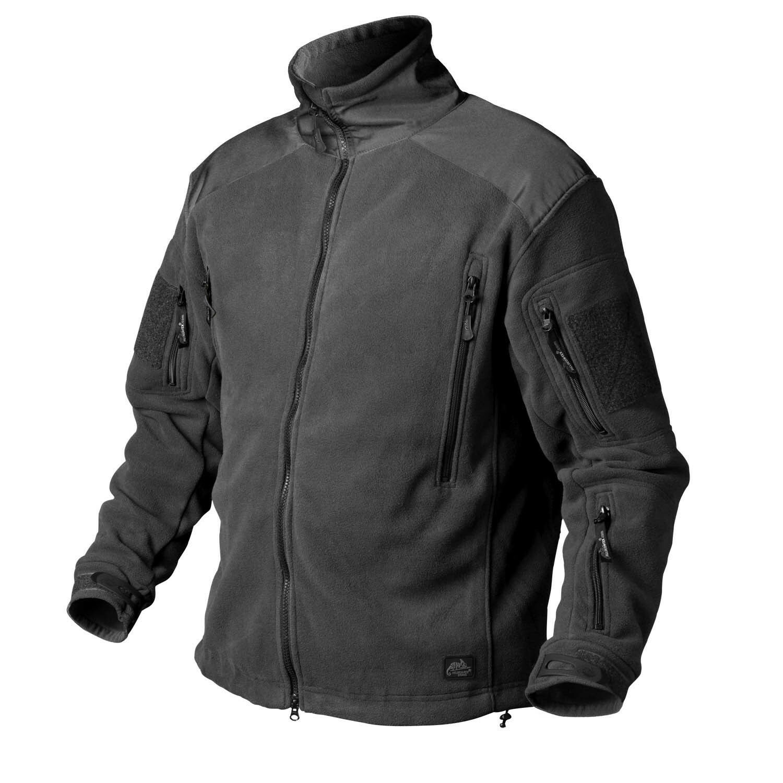 Helikon TEX LIBERTY Heavy Fleece Jacket Outdoor Giacca nero NERO 2xl XXL