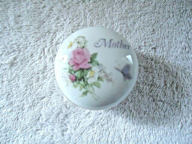Vintage Napcoware Small Ceramic Round