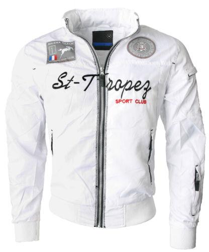 Windbreaker Men/'s Between-Seasons Jacket Windproof Rain