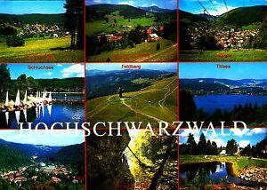 Modestil Hochschwarzwald 2014 Gelaufen Unterscheidungskraft FüR Seine Traditionellen Eigenschaften Ansichtskarte