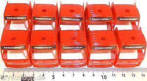 883138598cf24 Das Bild wird geladen 10-x-LKW-Fahrerhaus-rot-VOLVO-Globetrotter-Ladegut-