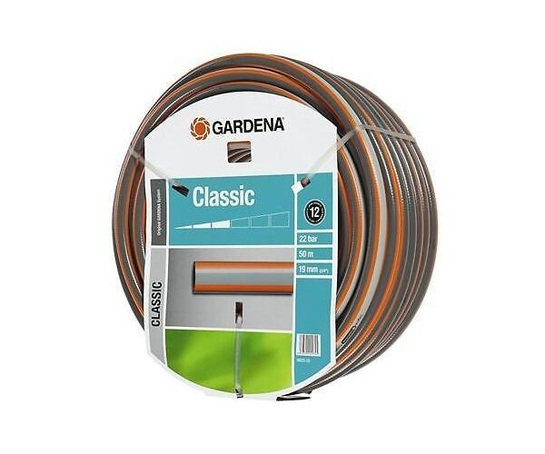 (  m) Gardena Classic Schlauch 50m, 19mm 18025-20   Kaufen Sie online    Sale Outlet    Ästhetisches Aussehen