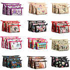 Multifunction Travel Makeup Bag Cosmetic Toiletry Organizer Storage Pouch Case