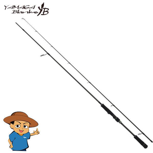 Yamaga Blanks BtuttiISTICK 86M TZNANO 8'6 Medium saltwater pesca spinning asta