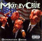 Generation Swine 0846070036026 by Motley Crue CD