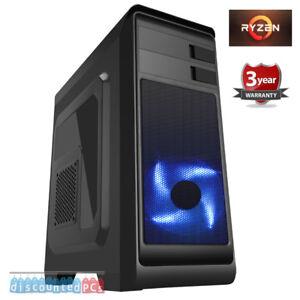 Fast-ryzen-5-2400-G-8-Go-1-To-Win10-RX-VEGA-Desktop-Gaming-PC-Computer-Wifi-d9