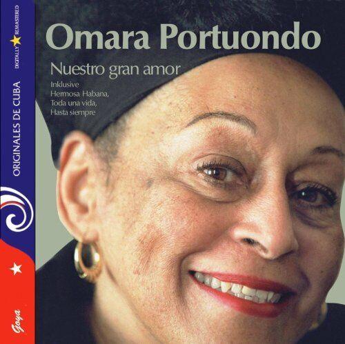 Nuestro Gran Amor von Omara Portuondo (2004) CD