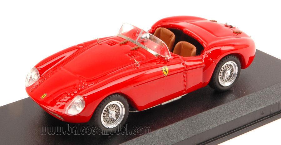 Ferrari 500 Mondial Prova 1954 Red 1 43 Model 0320 ART-MODEL