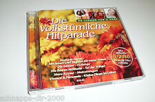 DIE VOLKSTÜMLICHE HITPARADE 4/2010 2 CD'S MIT SPEELWARK RUDY GIOVANNINI MARIELLA