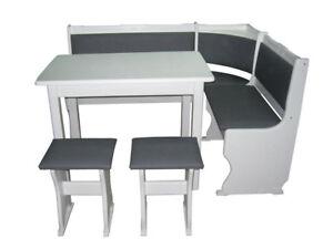 Eckbankgruppe-Kiefer-Eckbank-Essgruppe-Sitzgruppe-Tisch-NEU