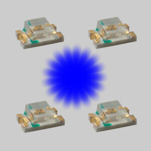 S838-10-Stueck-SMD-Blink-LEDs-0805-blau-blinkend-Flash-Blinklicht-Blinksteuerung