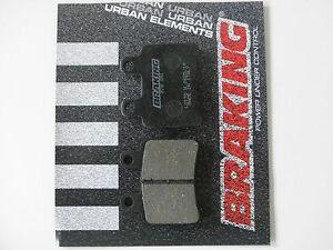 BRAKING-Pair-of-Rear-Brake-Pads-for-Honda-Hm-Cr-and-50-2002