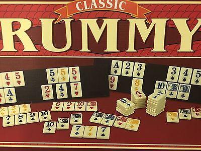 rummy regler brætspil