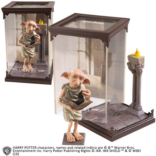 Harry Harry Harry Potter Magical Creatures Dobby Statue NOBLE COLLECTIONS 5ef978