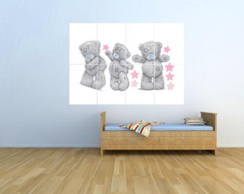 Massive Wall Poster//Picture//Art 02 kids New Tatty Teddy