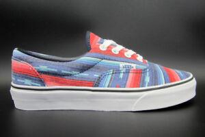 592a665a55 Vans Vault Era Van Doren Multi Stripe Blue Women s Sizes New In Box ...