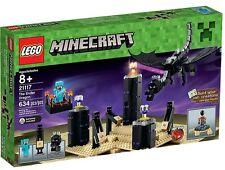 NEW LEGO MINECRAFT THE ENDER DRAGON Set 21117 sealed in box nib nisb