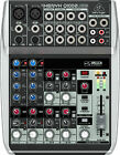 Behringer XENYX Q1002usb Mixer and USB Audio Interface With