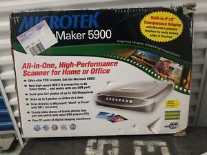 MICROTEK-SCANMAKER-5900-Scanner-Open-Box-New-VERY-FAST-SHIPPING