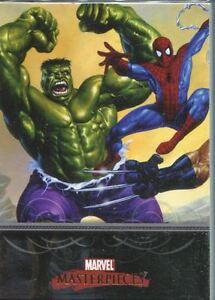 Marvel-Masterpieces-2007-Complete-90-Card-Base-Set