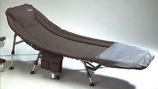 Anaconda Bed Chair I Alu Liege Anglerliege Angelliege Campingbett