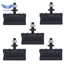 5pcs Axa 1 Quick Change 250 101 Tool Post Turning Amp Facing Holder