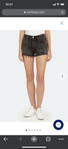 levis 501 buttonfly shorts