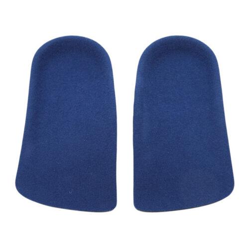 3//4Orthotic Insole Shoe Cushion Arch Support Flat Feet Pronation Fallen XS-XL