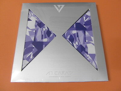 SEVENTEEN - 17 CARAT (1st Mini Album) CD w/Photo Card Set $2.99 Ship K-POP