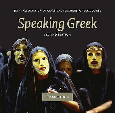 Reading Greek. Speaking Greek 2 Audio CD set by Joint Association of Classical T