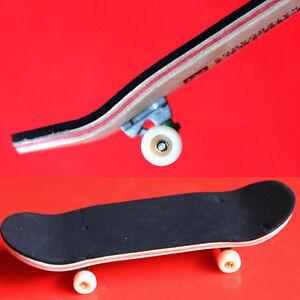 1PC-96mm-Canadian-Maple-Wooden-Deck-Fingerboard-Skateboard-Sport-Games