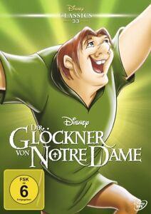 DER-GLOCKNER-VON-NOTRE-DAME-Walt-Disney-Classics-33-DVD-Schuber-NEU-OVP