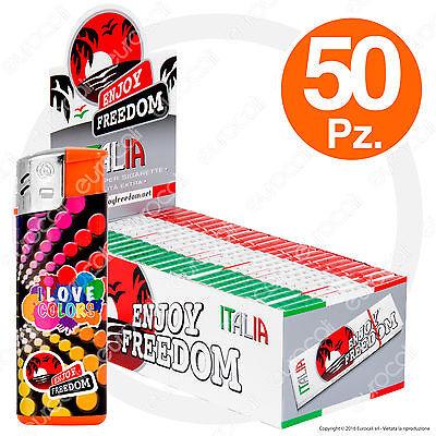 Cartine ENJOY FREEDOM CORTE 50 pz Small Size ITALIA 1 Box