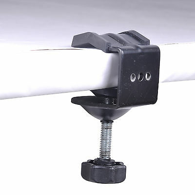 Heavy Duty Clip Clamp C / U Type For Photo Studio Light Stand