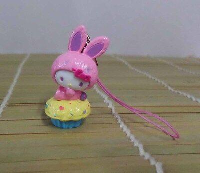 Brand New Sanrio Character Hello Kitty Friends Kitty Rabbit CellPhone Charm