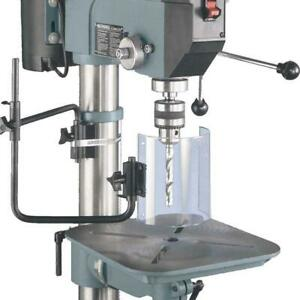Drill Press Safety Guard With Arm Attachment Machine Chuck Protection Universal 847962001047 Ebay