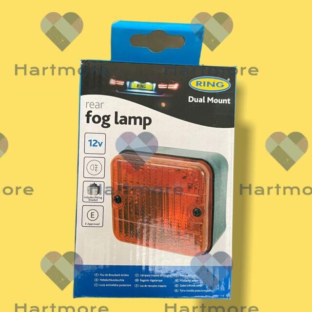 Ring Automotive RL014 Dual Mount Rear Fog Lamp